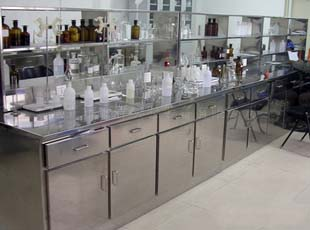 Stainless Steel Laboratory Furniture (SS006)